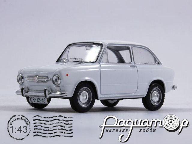 Retroautok №122, Seat 850 (1966)