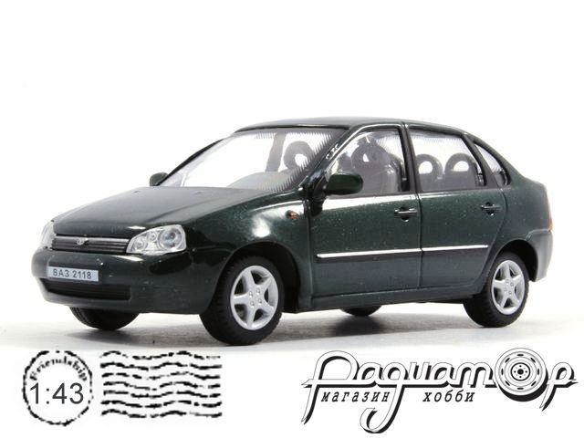 ВАЗ-1118 «Lada Kalina» (2004) HONG230