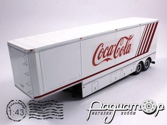 Ford LTL-9000 с полуприцепом Coca-Cola (1970) 23-15-19-11