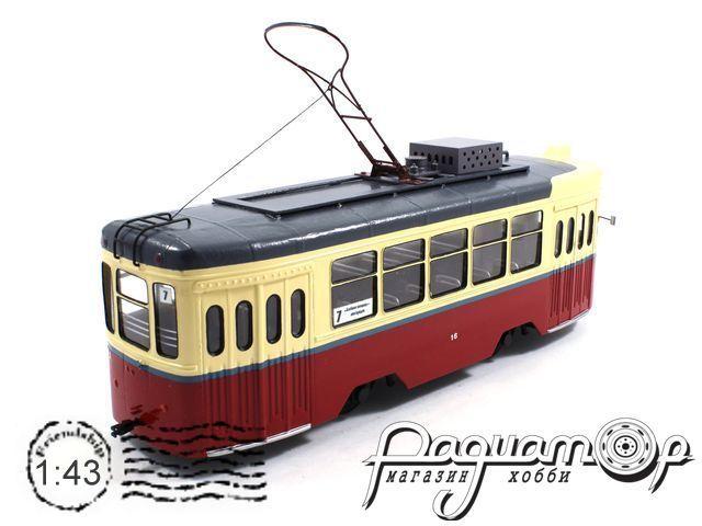 Трамвай КТМ-2 (1958) 11-4