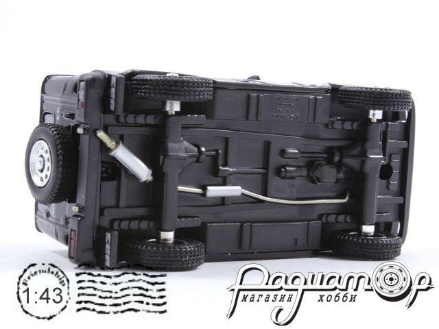 УАЗ-315195 «Hunter» (2003) BR-42001-04 (VZ)