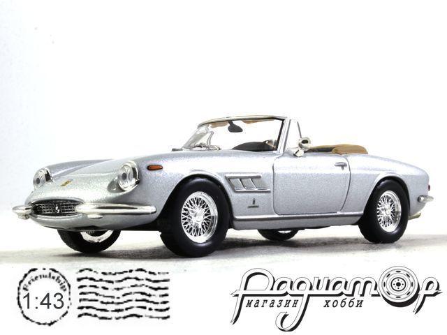 Коллекция Феррари №40 Ferrari 330 GTS (1963)