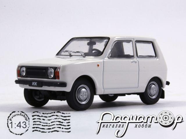 Автолегенды СССР №120, ИЖ-14 (1972)