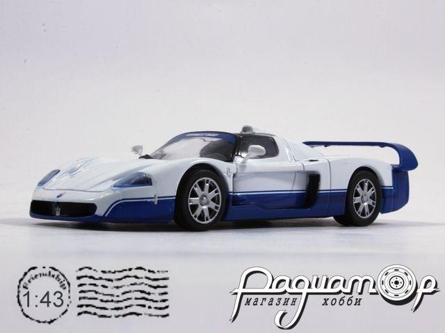 Суперкары №75, Maserati MC12 (2004) (I) 2093