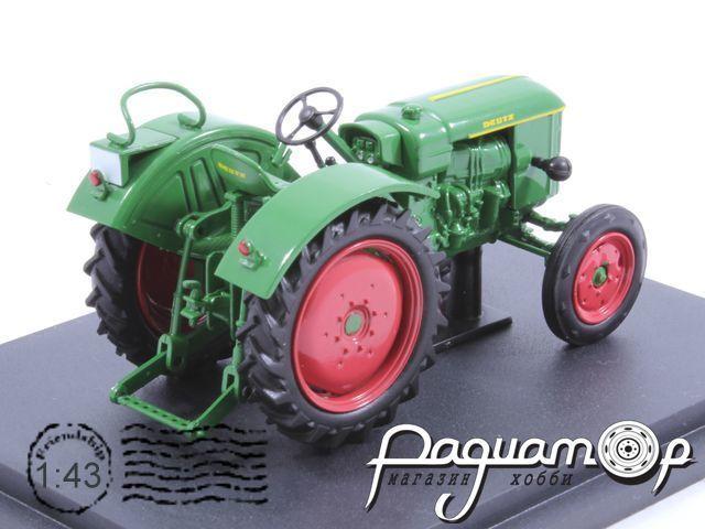 Трактор Deutz D40 (1959) UH049