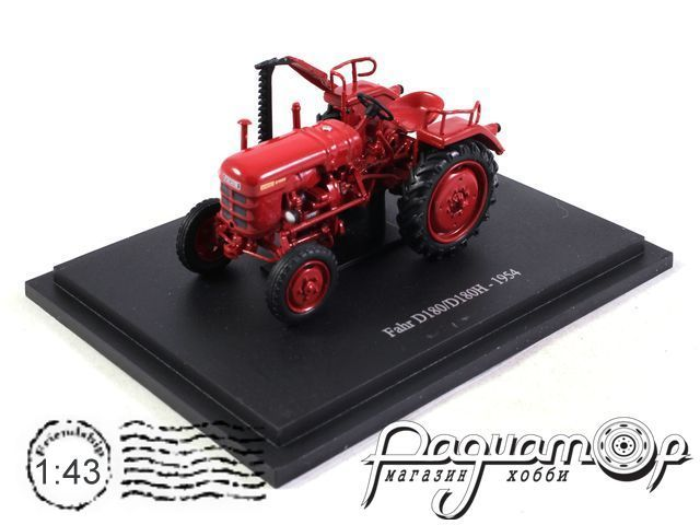 Трактор Fahr D180/D180H (1954) UH052