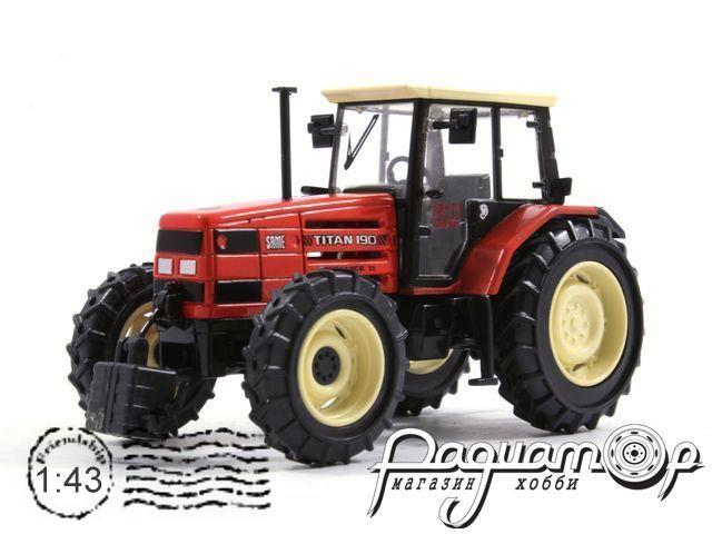 Трактор Same Titan 190 (1992) UH055