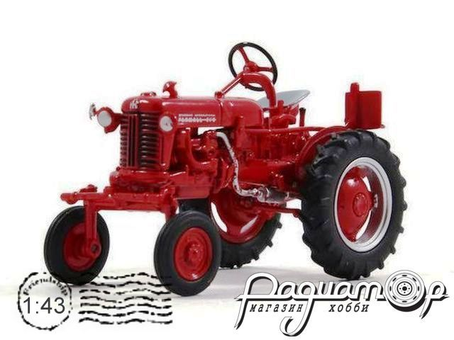 Трактор IH Mc Cormick Farmall Cub (1956) UH018