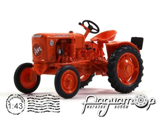 Трактор Vendeuvre Bob 500 (1958) UH030