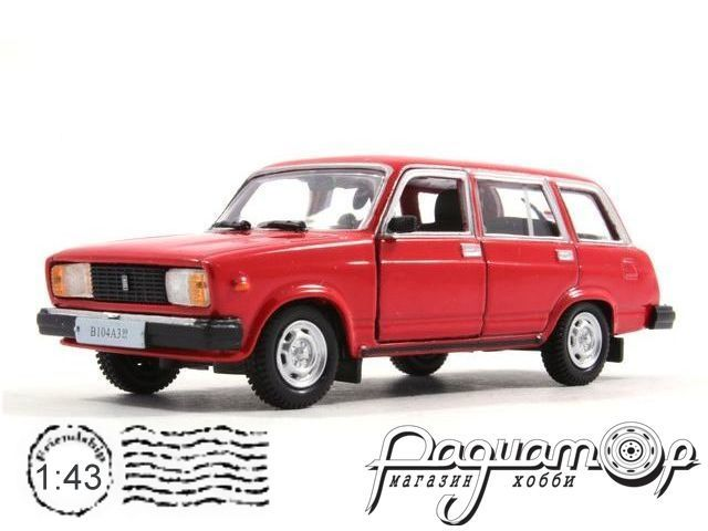 ВАЗ-2104 «Жигули» (1984) BR-45701-05