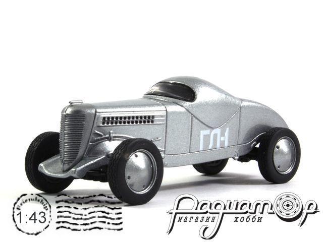 Автолегенды СССР №124, ГАЗ ГЛ-1 (1938)