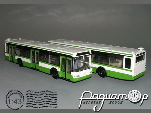 ЛиАЗ 5292.20 низкопольный, для Москвы (2007) V9-21.1