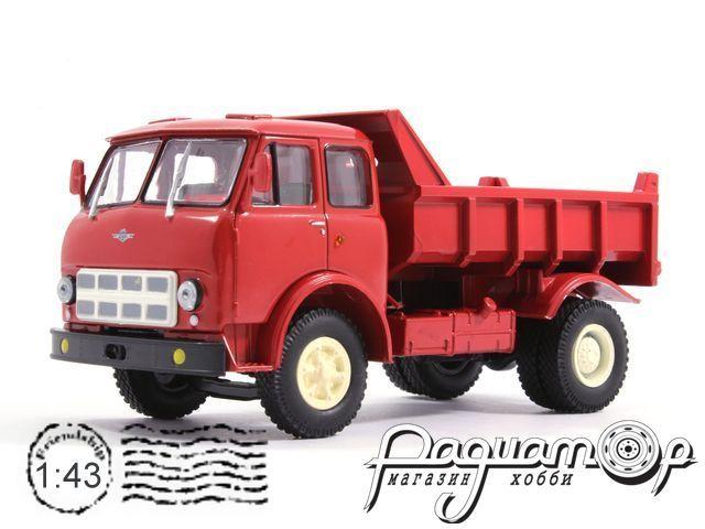 МАЗ-503А самосвал (1970) H757-R