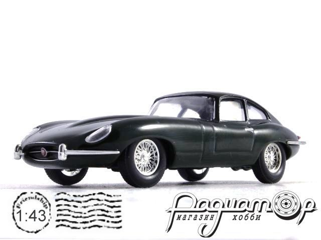 Суперкары №16, Jaguar E-type (1961)