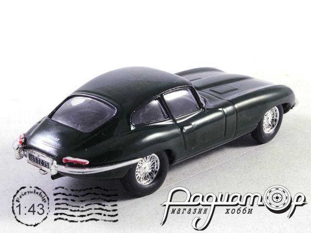 Суперкары №16, Jaguar E-type (1961)