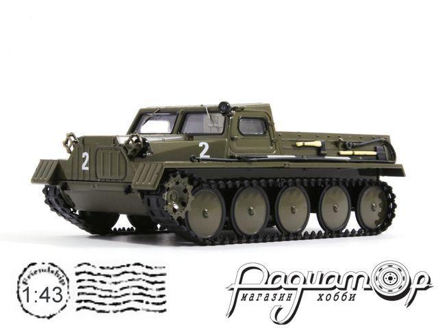 ГАЗ-47 (ГТ-С) (1954) SSM3003