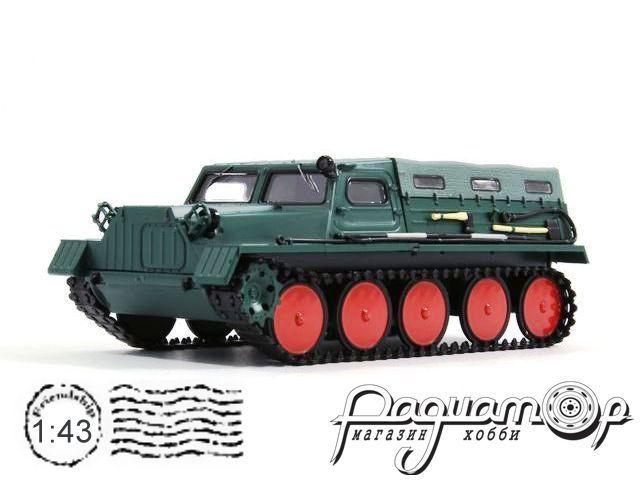 ГАЗ-47 (ГТ-С) с тентом (1954) SSM3004