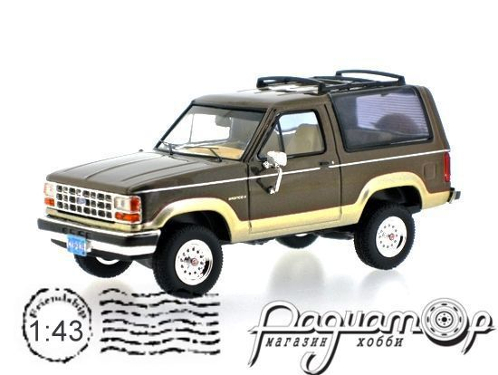Ford Bronco II 4х4 (1989) PRD145