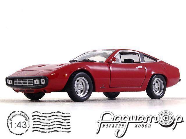 Коллекция Феррари №46 Ferrari 365 GTC/4 (1966)