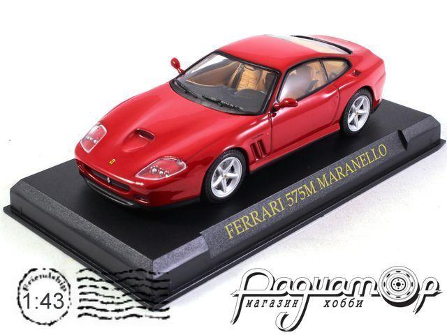 Коллекция Феррари №14 Ferrari 575M Maranello (1996)
