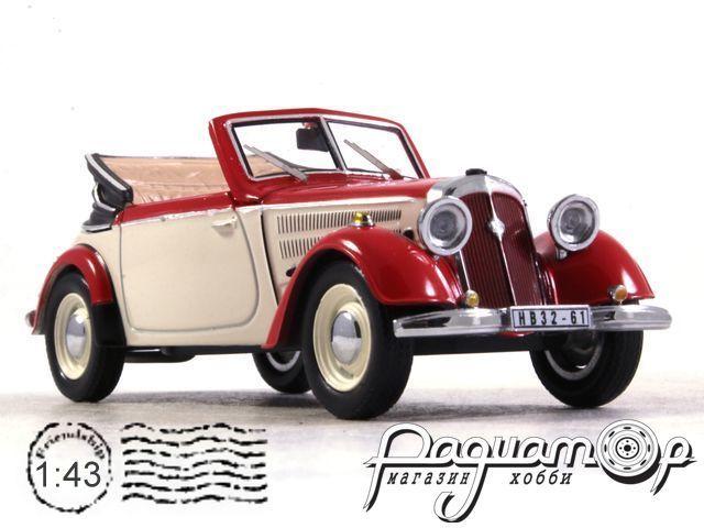 IFA F8 Cabrio (1953) IST054 (PV)