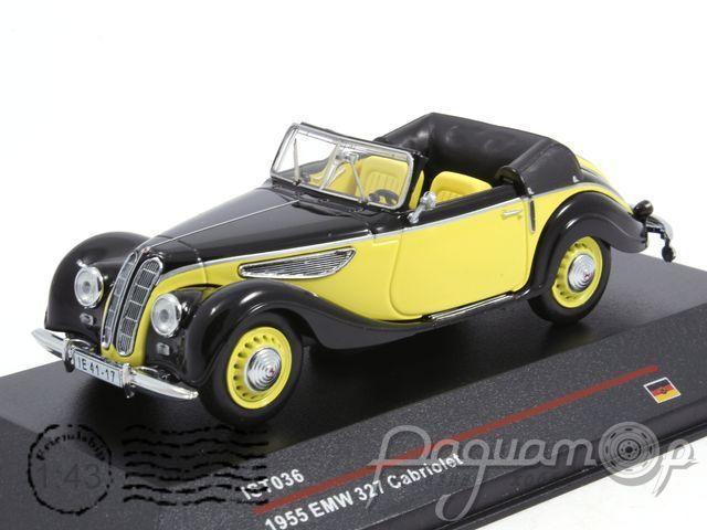 EMW 327 Cabriolet (1955) IST036 (PV)