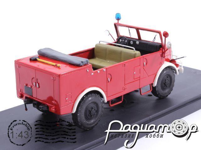 Borgward B2000A пожарный (1942) 21-16