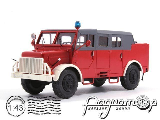 Borgward B2000B пожарный (1942) 21-17F