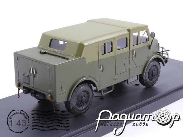 Borgward B2000B (1942) 21-17M