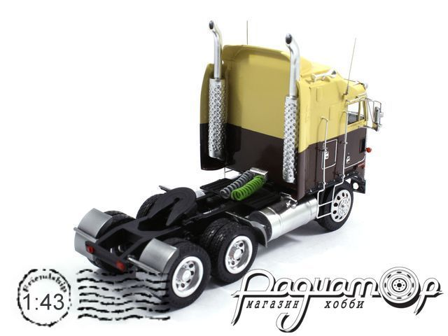 Kenworth K100E tractor (1984) 13-1-1-G