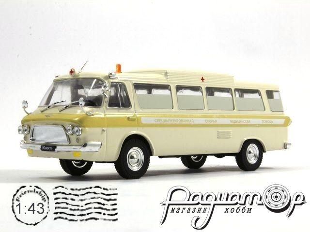 Автомобиль на службе №52, ЗиЛ-118А Скорая медицинская помощь (1977) (I) 1120