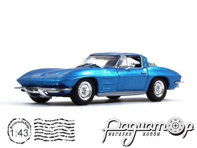 Суперкары №77, Chevrolet Corvette Stingray (1963)
