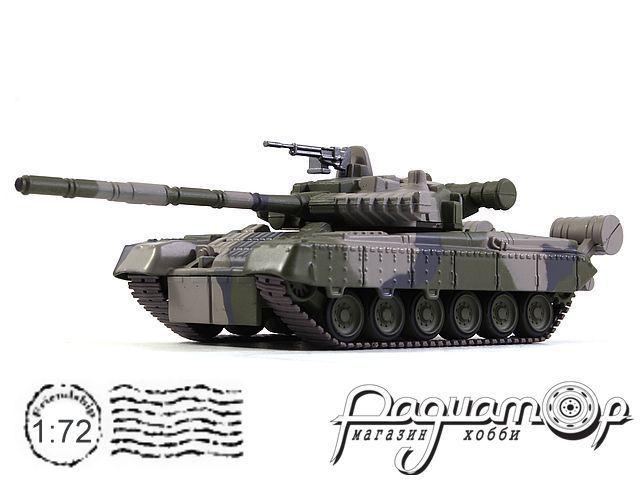 Русские танки №87, Т-80 (1976) (i)