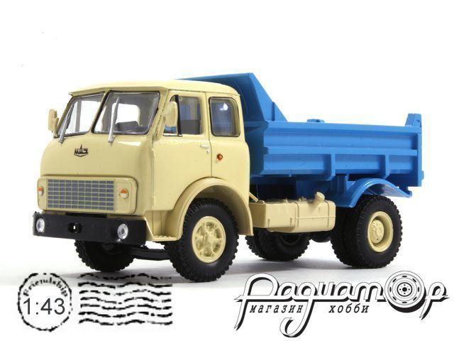 МАЗ-5549 самосвал (1977) H759-B