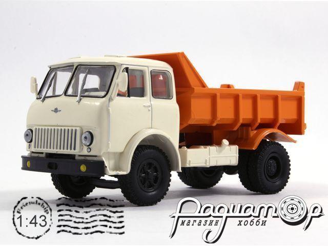 МАЗ-503Б самосвал (1970) H756-B