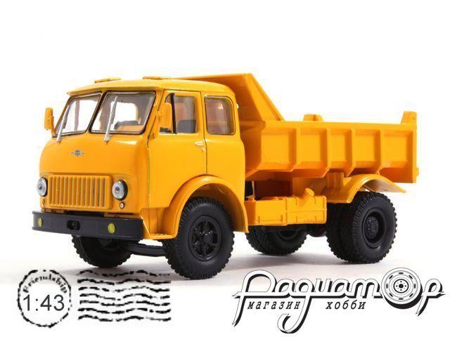 МАЗ-503Б самосвал (1970) H756-Y