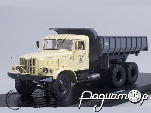 КРАЗ-256Б1 самосвал (1990) SSM1087