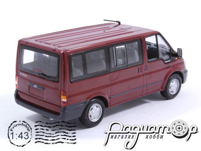 Ford Transit Tourneo Bus (2000) 166790
