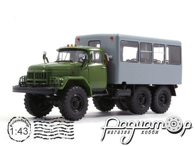 ЗИЛ-131 Вахта (1966) SSM1091