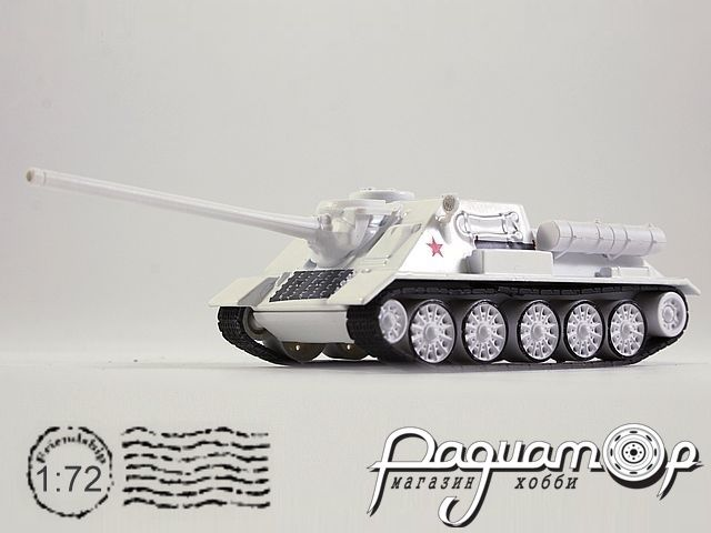Русские танки №88, СУ-100 (1944)
