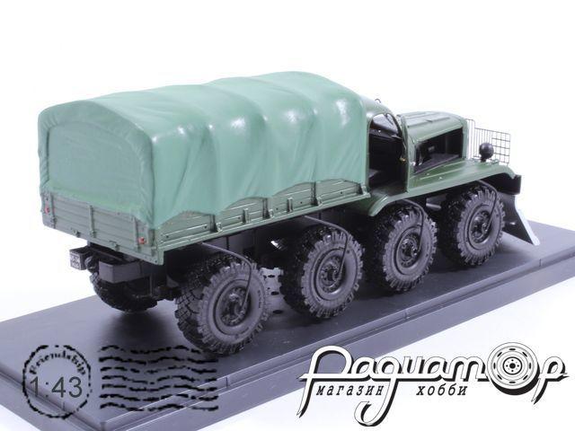ЗиС-Э134 макет №1, вариант №3 (1955) (лимитированная серия) №6