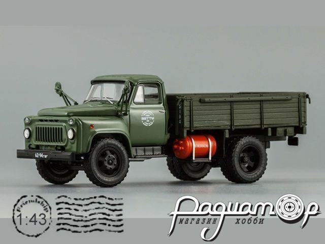 ГАЗ-52-07 бортовой (1976) 105208