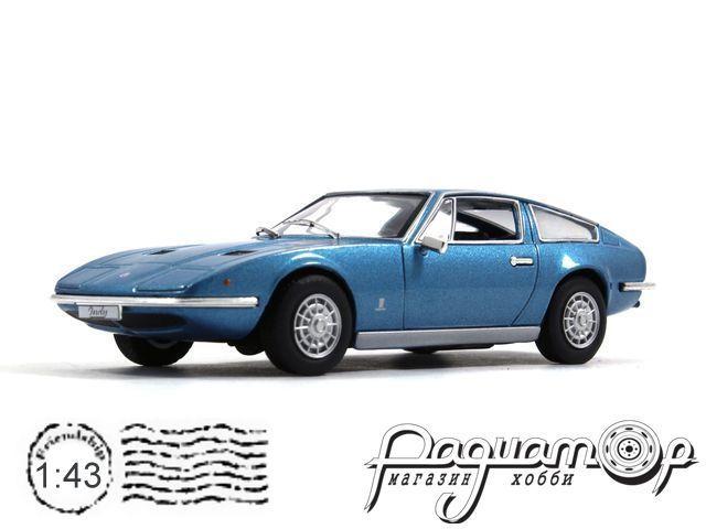 Суперкары №79, Maserati Indy (1968)