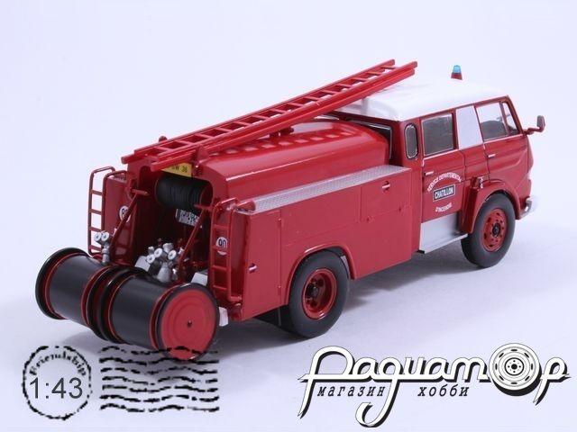 Citroen Type PY Belphegog пожарный (1966) DSP01