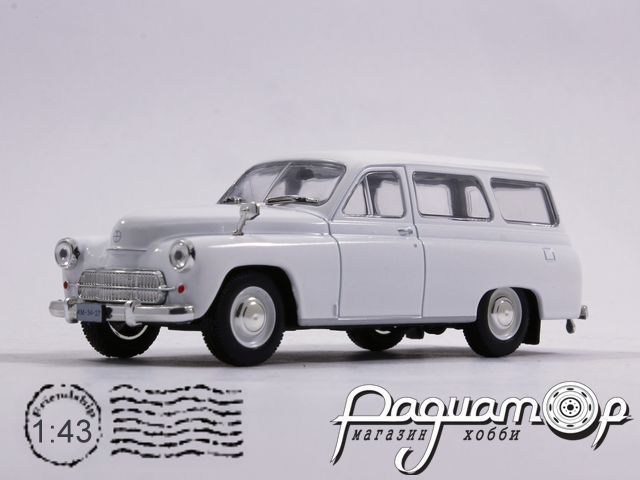 Retroautok №126, Warszawa 201F (1960)