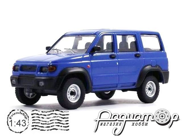 УАЗ-3162 «Симбир» (2000) 100183-B