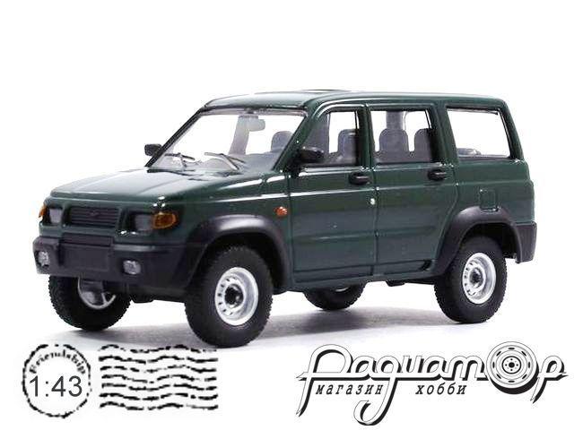 УАЗ-3162 «Симбир» (2000) 100183-G