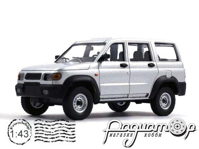 УАЗ-3162 «Симбир» (2000) 100183-S