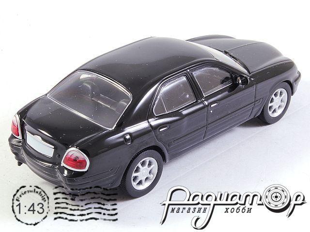 ГАЗ-3111 «Губернатор» (1998) 46183-D
