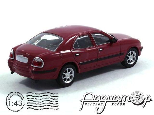 ГАЗ-3111 «Губернатор» (1998) 46183-R (z)